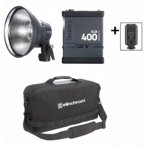 Elinchrom Quadra ELB 400 Pro To Go Kit